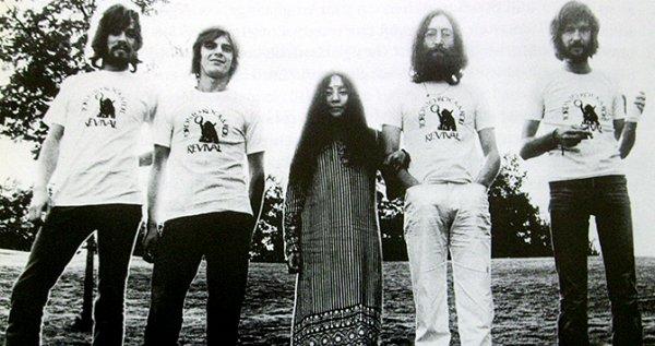 Йоко Оно отметит восьмидесятилетие на сцене