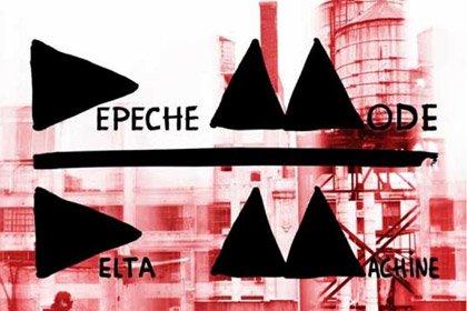 Фрагмент обложки нового альбома Depeche Mode
