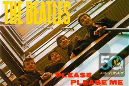 50 лет назад был записан дебютный альбом The Beatles 'Please Please Me'