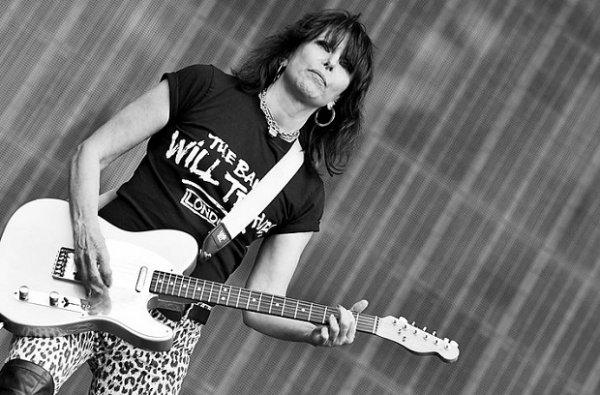 Крисси Хайнд записала кавер 'Let It Be' The Beatles