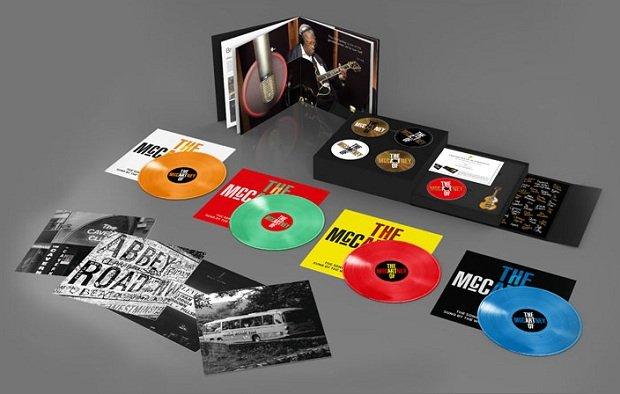 Сборник 'The Art of McCartney' доступен для прослушивания в полном объеме на YouTube