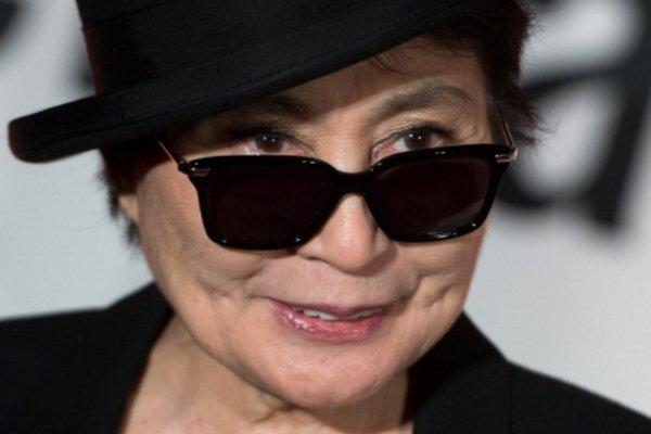 Йоко Оно исполнилось 82 года