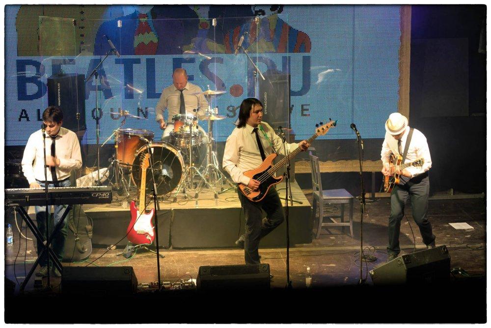 Битлз-фестиваль (Москва, 14.05.2015). Фотографии