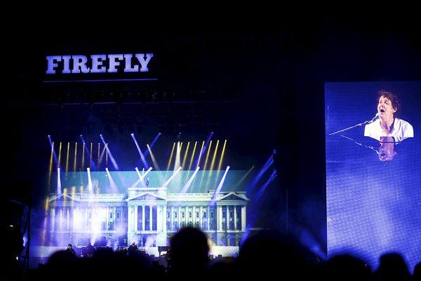Маккартни стал хедлайнером фестиваля Firefly