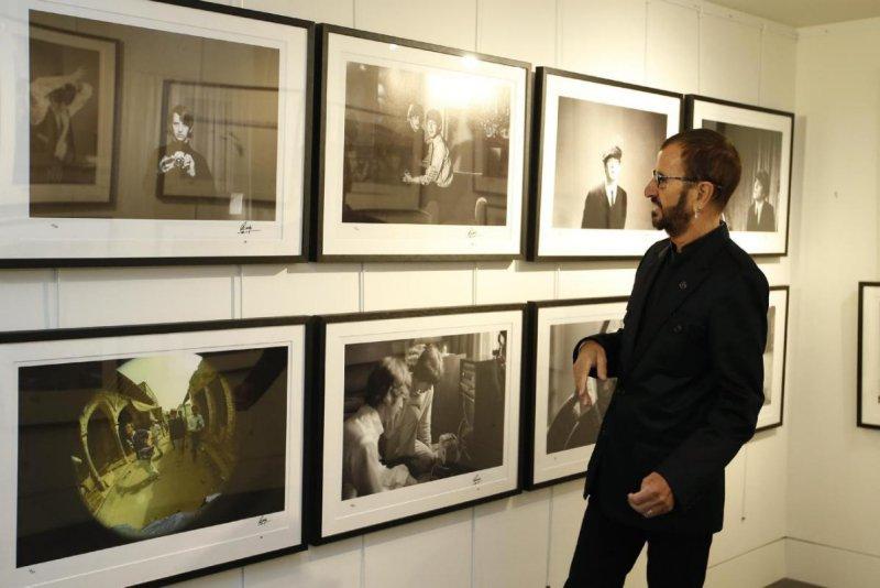 Ринго Старр объявил о продаже раритетов времен Beatles