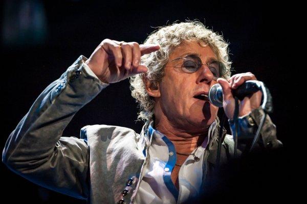 Вокалист The Who подхватил неизвестный вирус