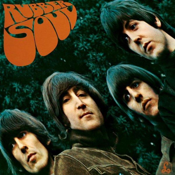 50 лет назад, 3 декабря 1965-го года вышел шестой альбом группы The Beatles 'Rubber Soul'