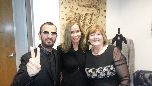 Ринго, Барбара и Фрида