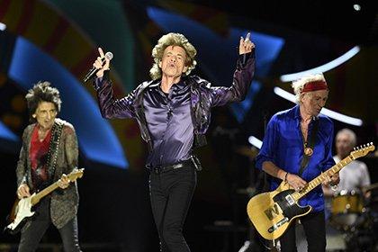 The Rolling Stones дадут бесплатный концерт на Кубе