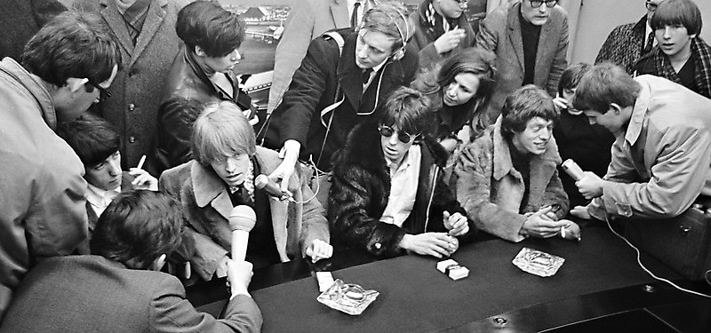 50 лет альбому The Rolling Stones 'Aftermath'