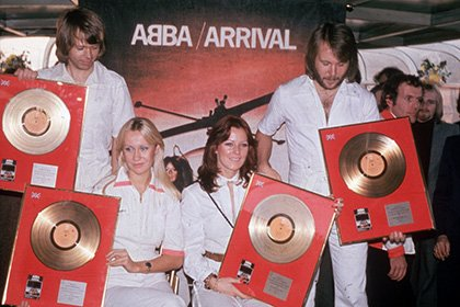 Группа ABBA объявила о воссоединении