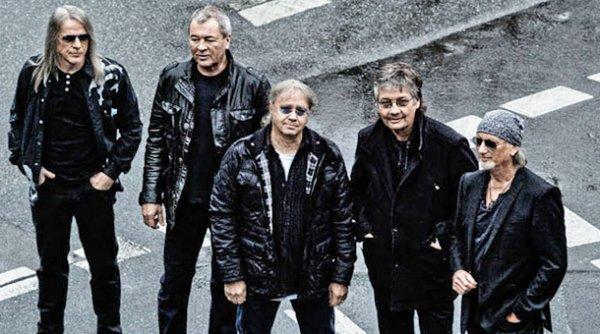 Deep Purple в 2013 году