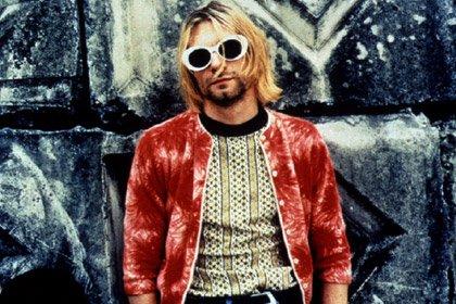 Курт Кобейн, фронтмен «Nirvana»