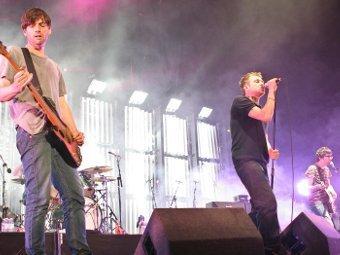 Blur, фото с официального сайта группы