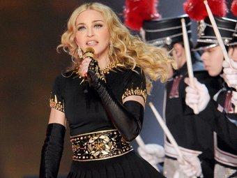 Мадонна. Фото с сайта певицы