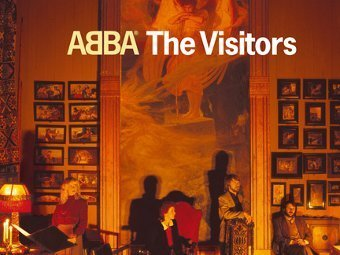 Фрагмент обложки альбома ABBA