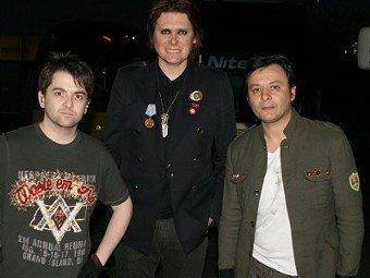 Manic Street Preachers. Фото с сайта группы