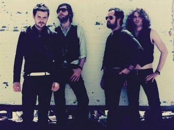 The Killers, фото с сайта группы