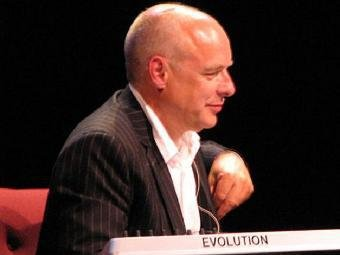 Брайан Ино, фото с сайта beatcrave.com