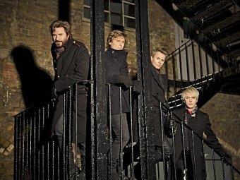 Duran Duran, фото с сайта группы