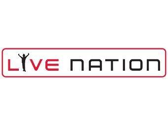 Логотип Live Nation