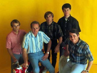 The Beach Boys, фото с сайта группы