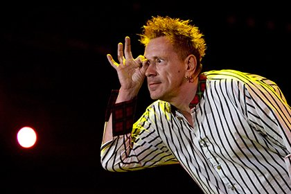 Лидер Sex Pistols простил группу Nirvana за альбом Nevermind
