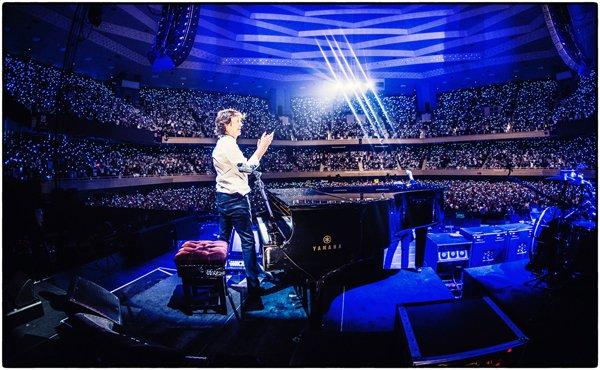 PAUL McCARTNEY ONE ON ONE JAPAN TOUR 2017