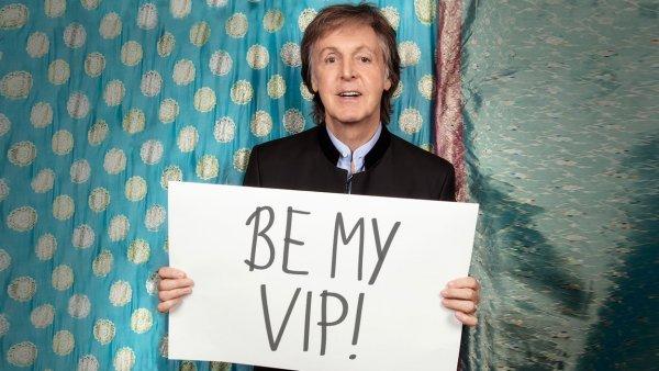 Be My VIP!