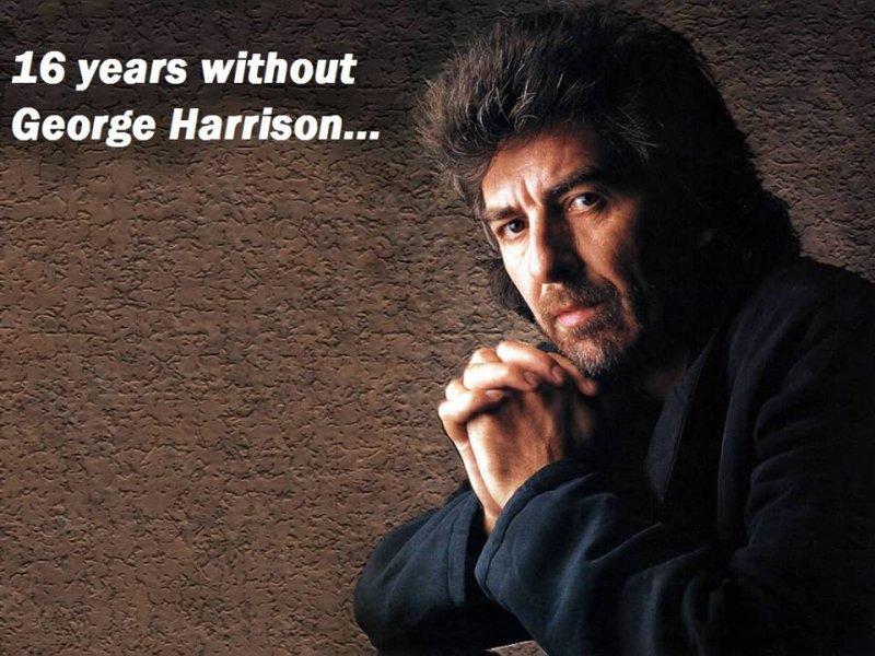 Шестнадцать лет без Джорджа...