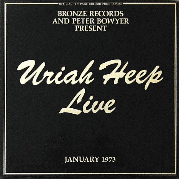 Uriah Heep Live`73»