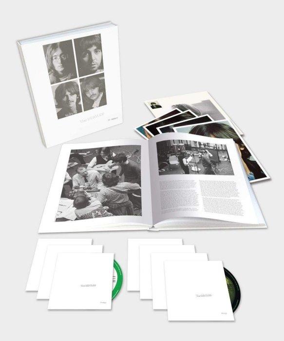Вышло юбилейное издание White Album.