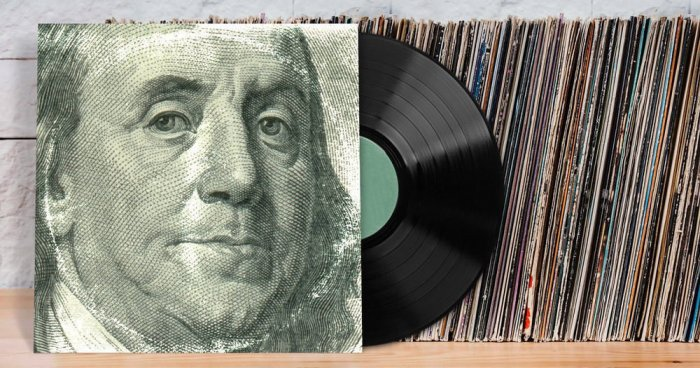 Discogs опубликовал статистику по сотне самых дорогих пластинок Англии, США и Италии