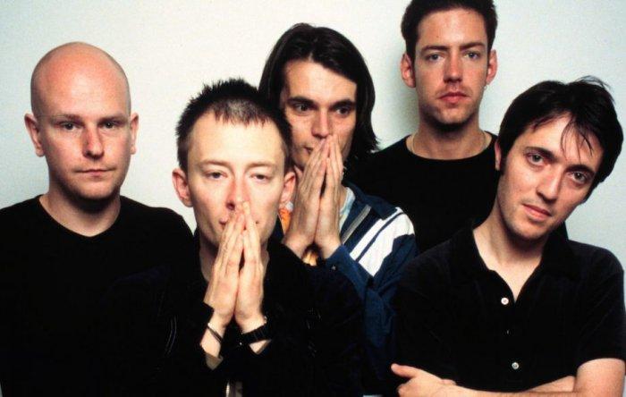 Хакеры заставили группу Radiohead опубликовать 18 часов сессионных записей альбома 'OK Computer'