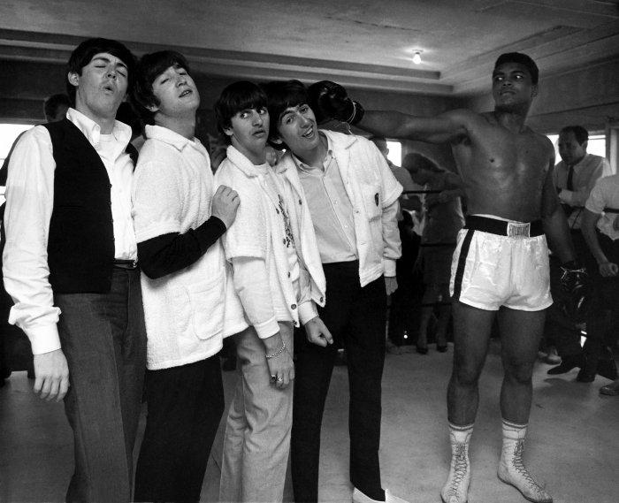 В Москве пройдет выставка Гарри Бенсона, автора популярных фотографий The Beatles