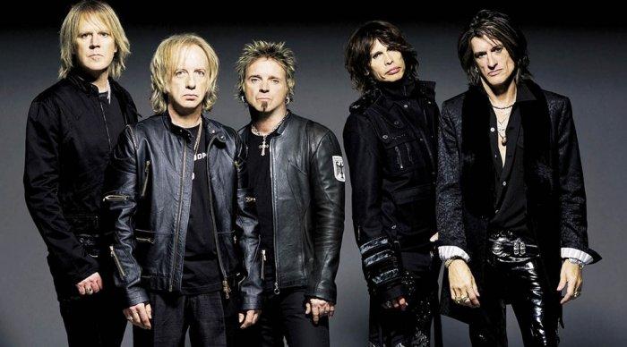 Aerosmith дадут концерт в Москве летом 2020 года