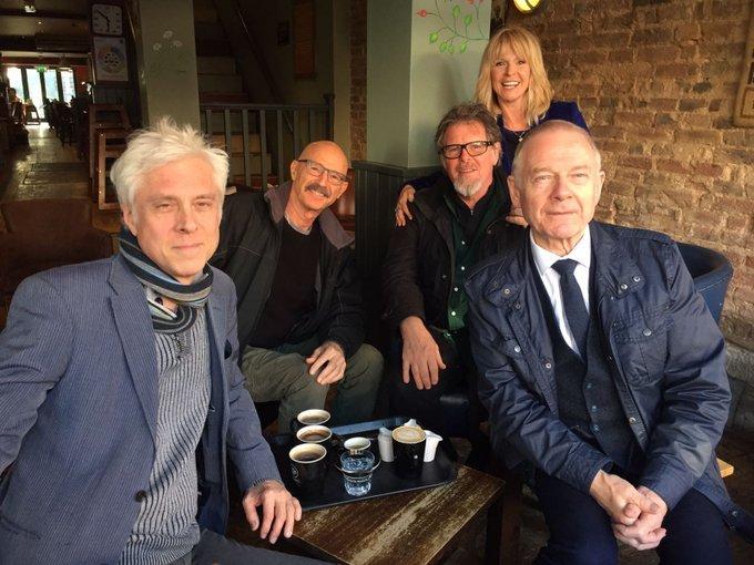 Умер барабанщик R.E.M. и King Crimson Билл Рифлин