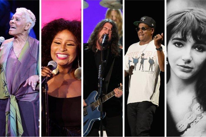 Кейт Буш, Rage Against the Machine и Jay-Z оказались среди номинантов в Зал славы рок-н-ролла