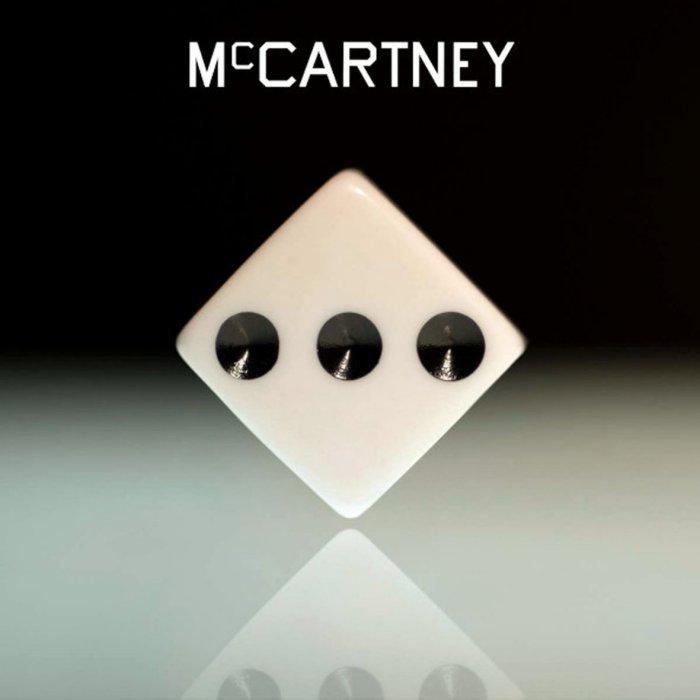 Пол Маккартни, MCCARTNEY III