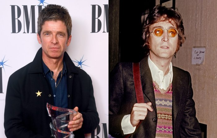 Ноэл Галлахер записал кавер на песню Джона Леннона 'Mind Games'