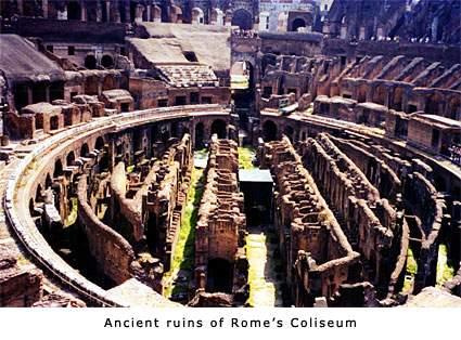 Пол выступит в римском Колизее