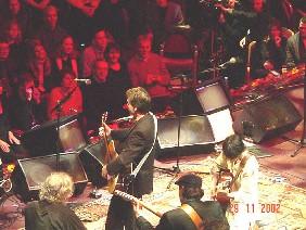 Премьера фильма о концерте памяти Джорджа Харрисона состоялась в Нью-Йорке